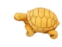 Статуя черепахи стоковое фото rf