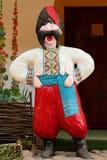 Статуя человека Стоковые Фотографии RF