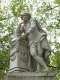 статуя Шекспир Стоковые Фотографии RF