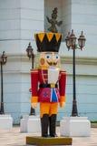 Статуя Щелкунчика Chiangmai Таиланд стоковое изображение rf