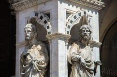 Статуя 010 Стоковая Фотография RF