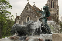 статуя Стоковая Фотография