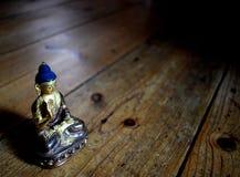 Статуя amoghasiddhi Будды Стоковая Фотография