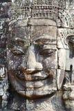 Статуя Angkor Стоковая Фотография RF