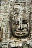 Статуя Angkor Стоковое Изображение RF