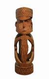 Статуя Asmat Стоковые Фотографии RF