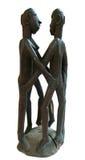 Статуя Asmat Стоковые Фото