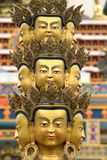 Статуя Avalokitesvara Стоковое Изображение RF