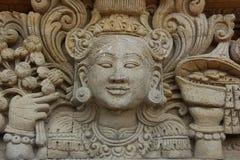 статуя balinese индусская Стоковая Фотография