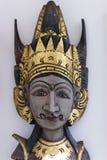 статуя balinese традиционная Тропический остров Бали, Индонезия Стоковые Фото