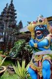 Статуя batur Puri alan стоковые изображения