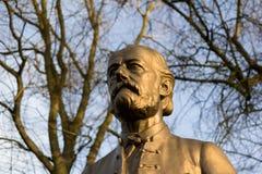 Статуя Bedrich Smetana Стоковое Изображение RF