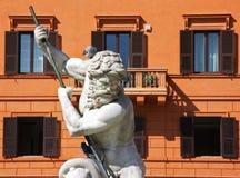 статуя bernini стоковое изображение rf