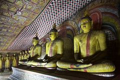 Статуя Bhudha Стоковые Изображения RF