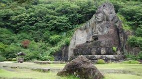 Статуя boeddha Daibutsu на виске ji Nihon в Японии Стоковое Изображение RF