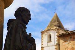 статуя caceres Стоковое Фото