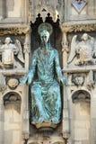 статуя christ Стоковое Фото
