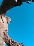 статуя christ jesus Стоковые Фото