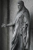 статуя christ jesus Стоковые Изображения RF