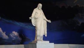 статуя christ jesus Стоковые Фотографии RF