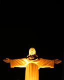 статуя christ lisbon s Стоковое Фото