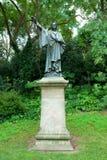 статуя dante alighieri стоковые фотографии rf