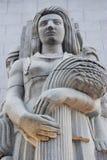 статуя deco 2 Стоковые Фотографии RF