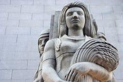 статуя deco 3 Стоковая Фотография RF