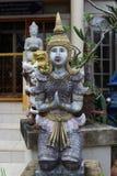 Статуя Deva Стоковое Изображение