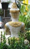 Статуя Deva Стоковое фото RF