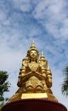 Статуя Deva Стоковые Фотографии RF