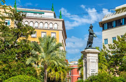 Статуя Diego Velazquez в Севилье, Испании стоковое фото