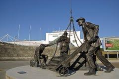 Статуя Dockers Стоковые Изображения