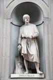 Статуя Donatello Стоковые Фото