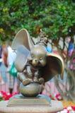 Статуя Dumbo Стоковое Фото