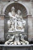 статуя franz i josef Стоковая Фотография
