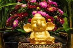 Статуя Ganesha стоковая фотография