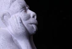 статуя gargoyle стоковое изображение