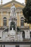Статуя Garibaldi Стоковое Фото