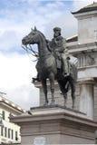 статуя genoa Италии garibaldi Стоковая Фотография