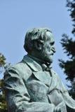 Статуя Giuseppe Verdi Стоковая Фотография