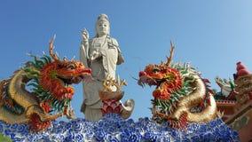 Статуя Guanyin Стоковая Фотография RF