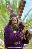 статуя jesus поплавка christ Стоковое Изображение
