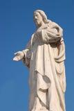 статуя jesus Стоковое Изображение RF