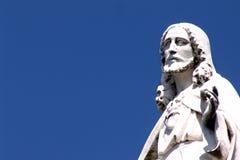 статуя jesus Стоковые Фотографии RF