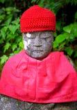 Статуя Jizo в Японии стоковые фото