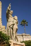 Статуя Junipero Serra - San Juan Capistrano, CA Стоковые Фото
