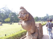 Статуя konark стоковое фото