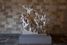 статуя laokoon Стоковое фото RF