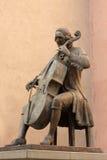 статуя luigi boccherini стоковое изображение